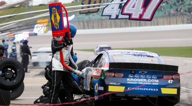 Ryan Preece Finishes 12th At Kansas Speedway.jpg