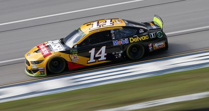Bowyer, Hamlin fastest in practice sessions for Talladega playoff race
