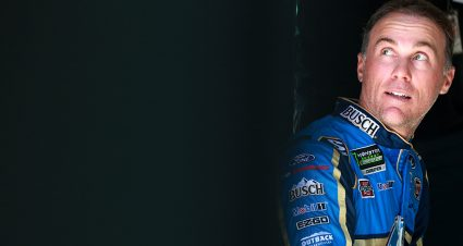 Milestone race causes Kevin Harvick to reflect on his career