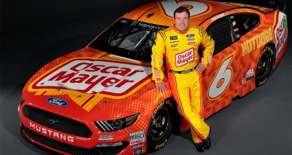 Oscar Mayer, Roush Fenway Racing announce two-year extension