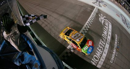 Kyle Busch corrals second career Monster Energy Series title with win at Miami