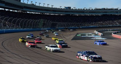 NASCAR penalizes five teams for lug-nut violations after Phoenix