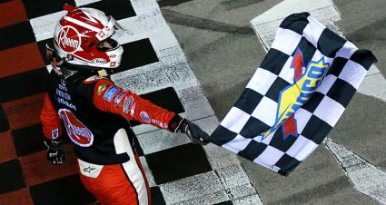 Christopher Bell tames Texas, clinches Xfinity Series title shot