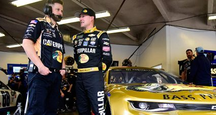 RCR, Roush shake up crew chief lineup: Lambert to No. 17; Reddick, Burnett paired