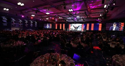 NASCAR to toast Reddick, Crafton at Xfinity, Gander Trucks Awards