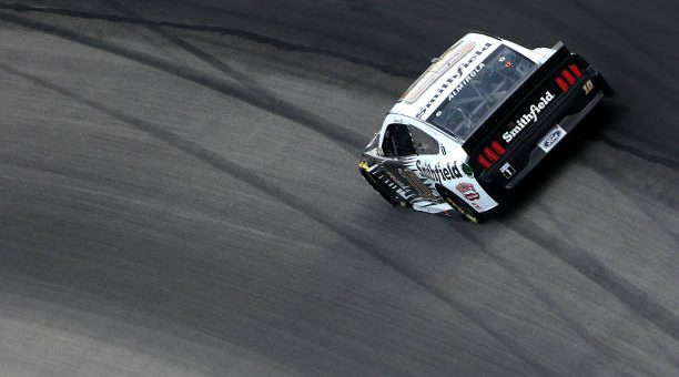 Aric Almirola Drives No 10 Ford Mustang To Second Place Finish At Texas Motor Speedway.jpg