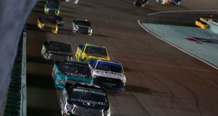 Christian Eckes drives No. 51 Toyota Tundra to third-place finish at Homestead-Miami Speedway
