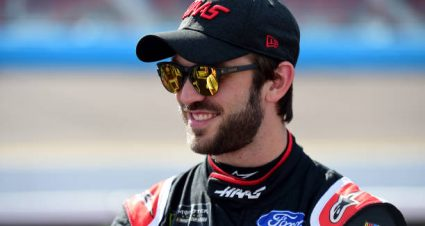Daniel Suarez drives No. 41 Ford Mustang to 15th-place finish at ISM Raceway