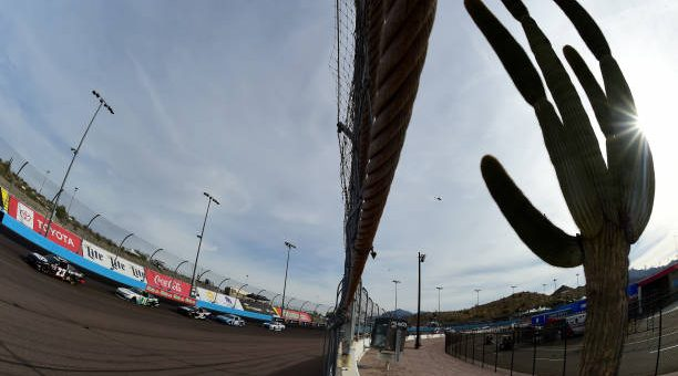 John H Nemechek Drives No 23 Chevrolet Camaro To Fourth Place Finish At Ism Raceway.jpg
