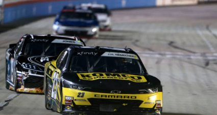 John Hunter Nemechek places fifth at Texas Motor Speedway