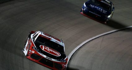 Justin Allgaier finishes sixth at Texas Motor Speedway