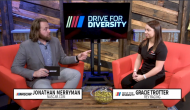 Drive for Diversity's Gracie Trotter: 'I've learned so much'
