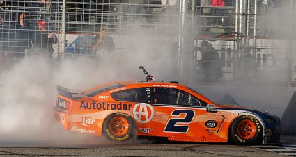 How Keselowski's Checkered Flag Foundation will honor veterans in 2020