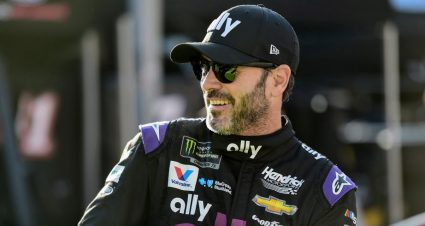 Watch: Jimmie Johnson press conference from Hendrick Motorsports
