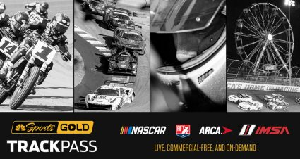 TrackPass on NBC Sports Gold officially launches
