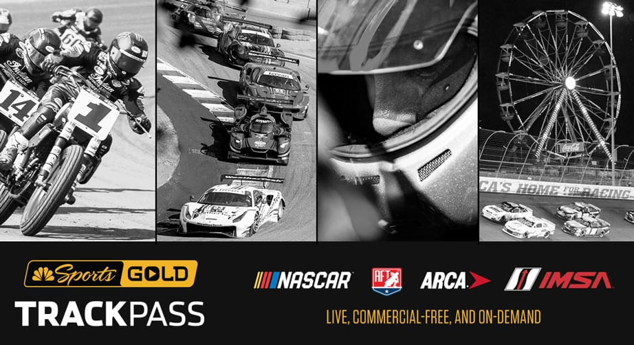 TrackPass on NBC Sports Gold FAQs | NASCAR.com