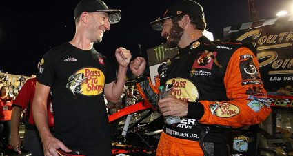 Crew chief Cole Pearn to step away from NASCAR