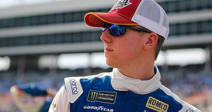 John Hunter Nemechek braces for 'tough task' vs. Big 3 in 2020 rookie battle
