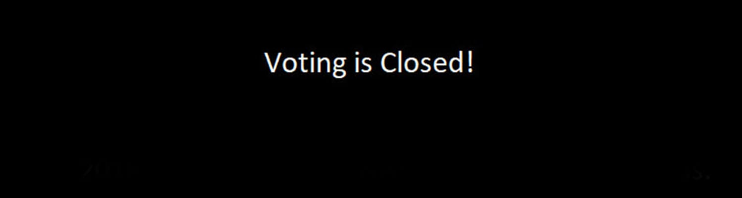 Mpd Voting Is Closed Opt 2