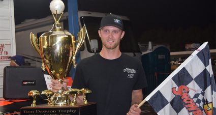 Travis Braden inherits Snowball Derby win following Nasse DQ