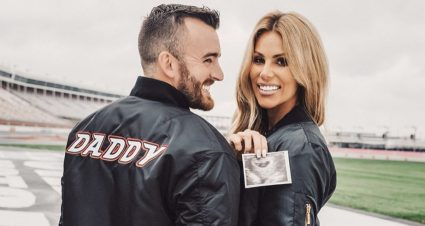 Austin Dillon, wife Whitney expecting first child