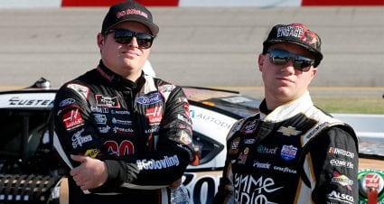 Debate: Which NASCAR Cup Series rookie will have earliest success?
