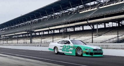 Xfinity teams brace for unknown, welcome extra prep for Indy road course