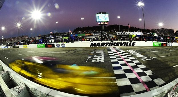 MARTINSVILLE, VIRGINIA - OCTOBER 27: A general view of the action during the Monster Energy NASCAR Cup Series First Data 500 at Martinsville Speedway on October 27, 2019 in Martinsville, Virginia. (Photo by Jared C. Tilton/Getty Images) | Getty Images