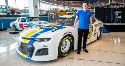Premium Motorsports reveals new sponsor for Brennan Poole in Cup Series