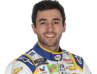 Chase Elliott headshot