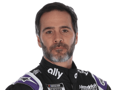 Jimmie Johnson headshot
