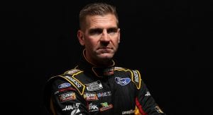 CHARLOTTE, NORTH CAROLINA - JANUARY 28: Clint Bowyer poses for a photo during NASCAR Production Days at Charlotte Convention Center on January 28, 2020 in Charlotte, North Carolina. (Photo by Chris Graythen/Getty Images) | Getty Images