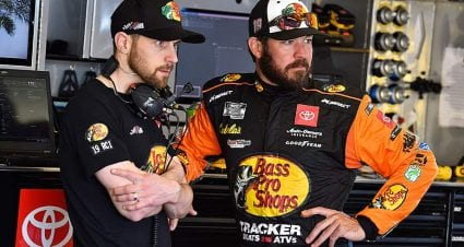 Pearn protege: James Small brings Aussie racing roots to crew chief role with JGR, Truex