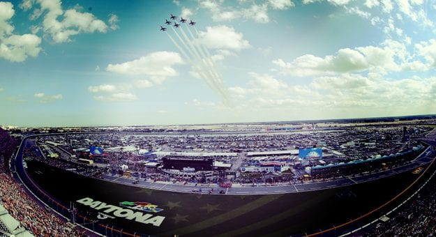 Daytona Embed Photo Jets