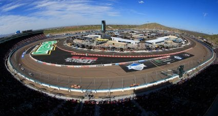 Tickets for NASCAR Championship Weekend at Phoenix Raceway on sale