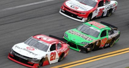 Alex Labbe places 13th at Auto Club Speedway