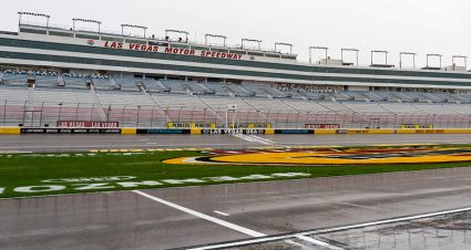 Rain cancels Cup, Xfinity Series qualifying sessions at Las Vegas