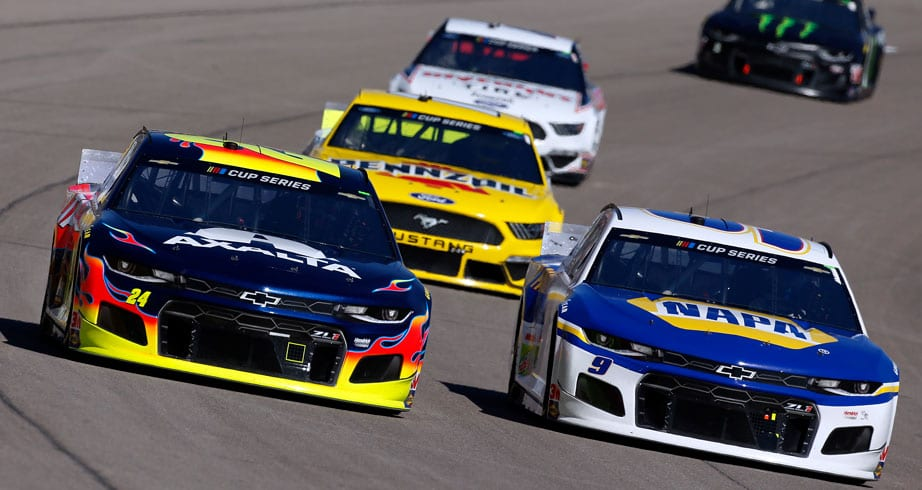 Does team Chevy have it figured out?