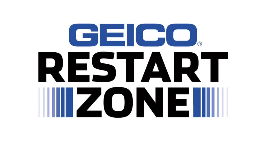GEICO Restart Zone: Jeff Burton breaks down Las Vegas Motor Speedway