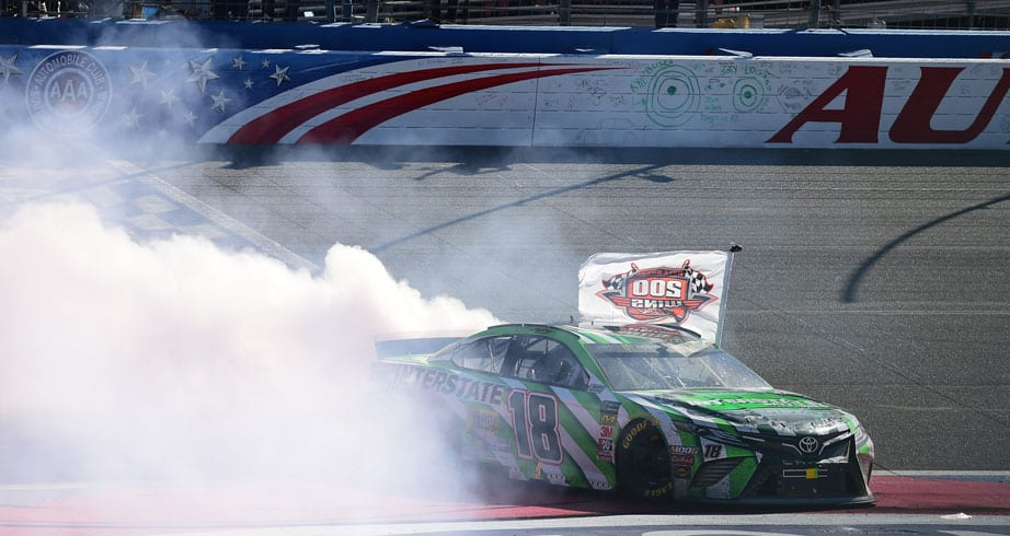 Preview Show: Is Gibbs the team to beat at Auto Club Speedway?