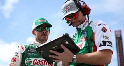 Ross Chastain qualifies 27th, places 17th at Auto Club Speedway