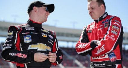 Cole Custer finishes ninth at Phoenix Raceway, earns first career top-10 finish