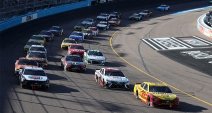 NASCAR, drivers pleased with debut of 2020 short-track package