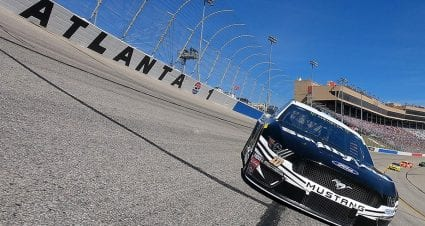 Atlanta Motor Speedway statement regarding NASCAR event weekend