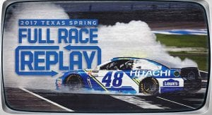 Jimmie Johnson 2017 Texas win