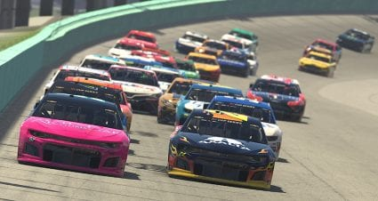 Drivers preview virtual Texas: 'It's the hot thing to do'