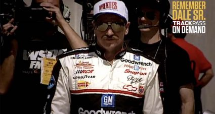 Free TrackPass On Demand: The List, Dale Earnhardt Sr.