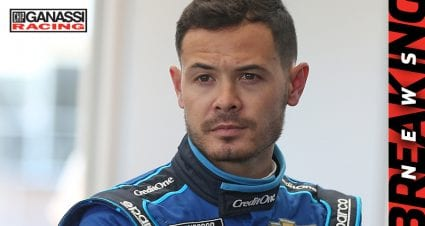 Chip Ganassi Racing ends relationship with Kyle Larson