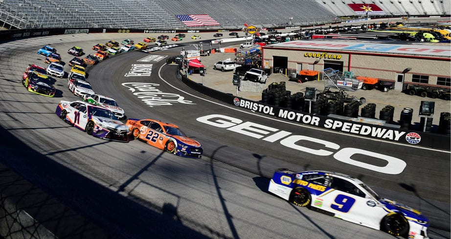 Race Recap: It's Bristol, baby!
