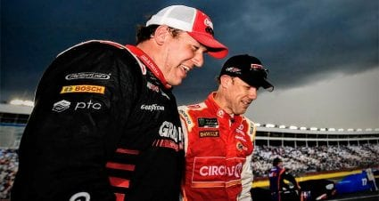 Path to the playoffs: What Matt Kenseth, Ryan Newman need to do to get in